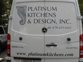 Vehicle Decals and Vinyl Lettering in Frederick, MD