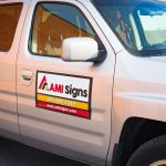 AMI Signs CarMagnet