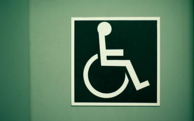 Handicapped Accessible Parking Signs