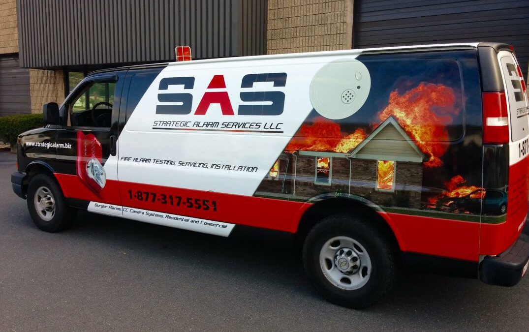 Spread the Word about Your New Business with Vehicle Wraps